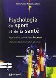 Psychologie du Sport et de la Sante