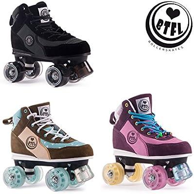 BTFL Patínes con 4 ruedas Trends Luca, Yaluna und Maggy