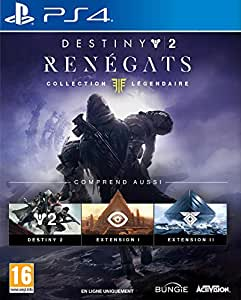 Destiny 2 : Renégats - Collection Légendaire