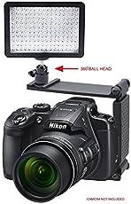LT160NPP900CN Professional Multi-LED Dimmable Video Light Bracket