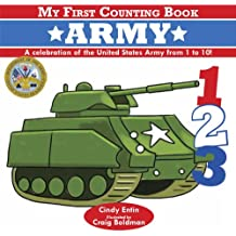 My First Counting Book: Army (My First Counting Books (Simon & Schuster)) (English Edition)
