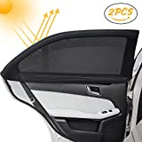 Pare-soleils pour vitres latérales auto, infreecs Protection solaire voiture Baby...