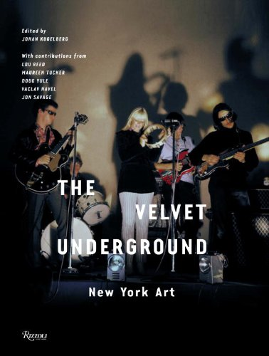 The Velvet Underground: New York Art /Anglais