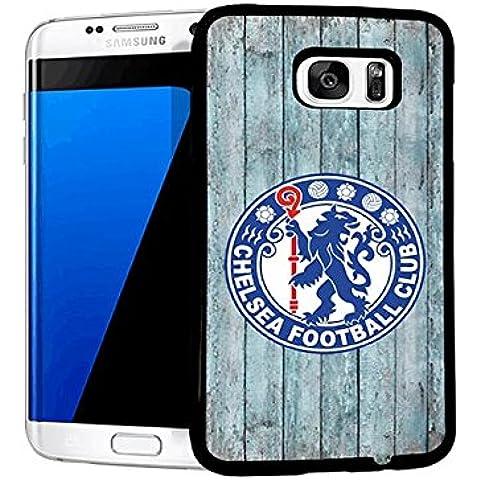 Galaxy S7 Edge Phone CustodiaCase Chelsea F.C. Slim Samsung Galaxy S7 Edge CustodiaCase Football Club Chelsea F.C. Samsung S7 Edge CustodiaCase Chelsea F.C. for Girl Boy