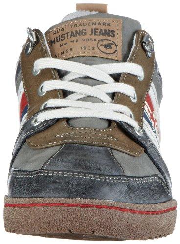 grau Herren 2 Sneakers Mustang Grau dtwqnPP6p