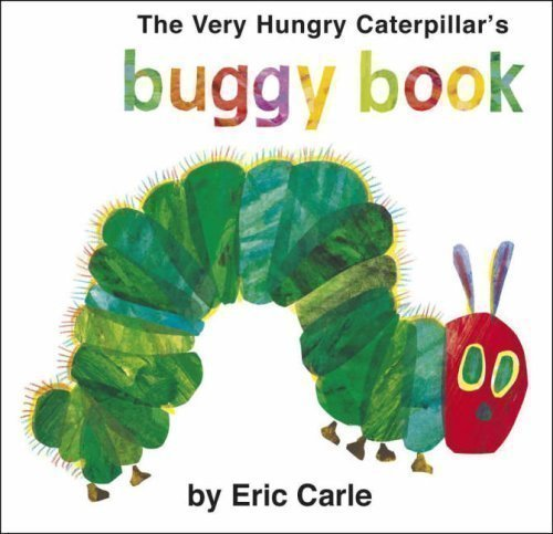 The Very Hungry Caterpillar's Buggy Book by Carle, Eric (2009)