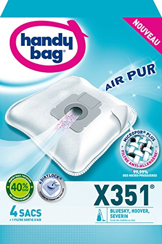 Handy Bag X351 Hoover Freespace Sprint Staubsaugerbeutel -