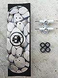 [Skull Fingerboards] Stone Age Complete Wooden Fingerboard (32MM)