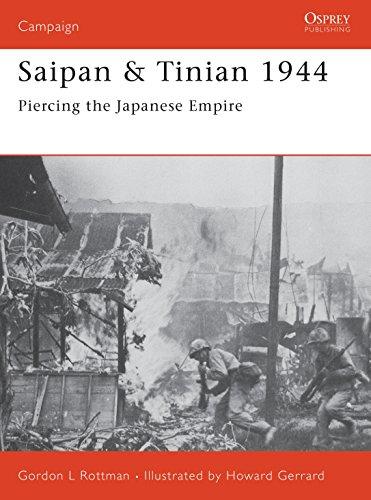 Saipan & Tinian 1944: Piercing the Japanese Empire (Campaign)