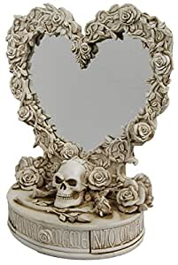 Alchemy Gothic Oracle Of Narcissus Coiffeuse - Mirroir Gothique (27cm)