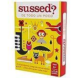 SUSSED DE TODO UN POCO (Divertidísimo y familiar juego de...