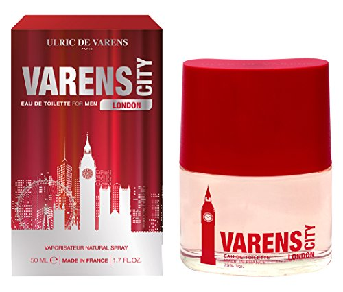 Ulric de Varens City London Eau de Toilette 50 ml