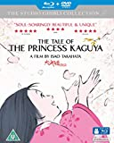 The Tale of the Princess Kaguya [Blu-ray + DVD] [2015]