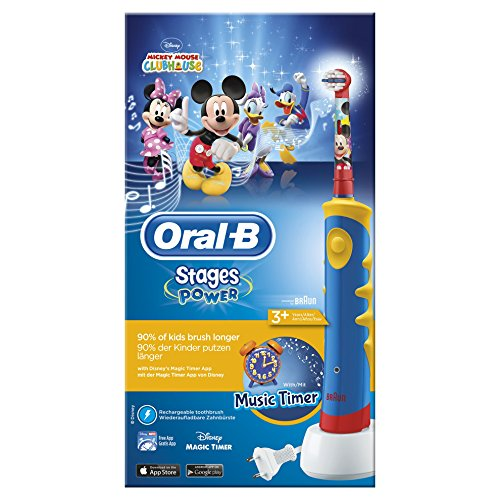 oral-b-stages-power-kids-cepillo-de-dientes-elctrico-diseo-mickey-mouse