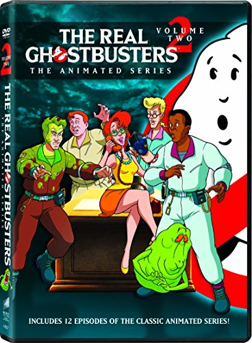 The Real Ghostbusters Volume Two