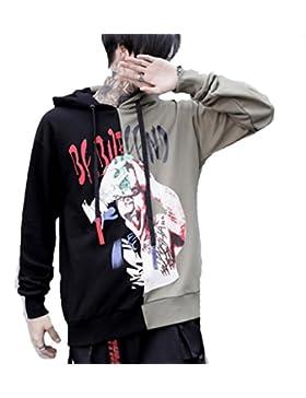 Manica corta manica corta Hip Hop Hip Hop manica lunga manica lunga manica lunga manica lunga T-shirt (varie misure...