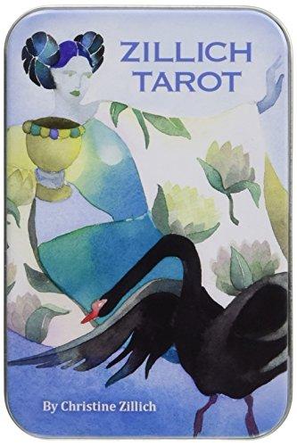 Zillich Tarot por Christine Zillich