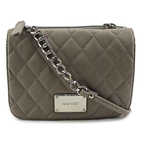 nine-west-highbridge-crossbody-femmes-gris-sac-porte-main