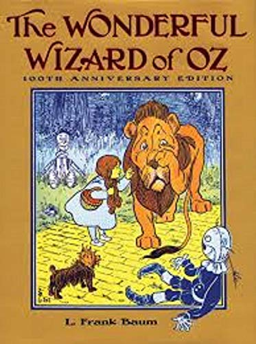 The Wonderful Wizard of Oz The Oz Books #1 (Annotated) (English ...