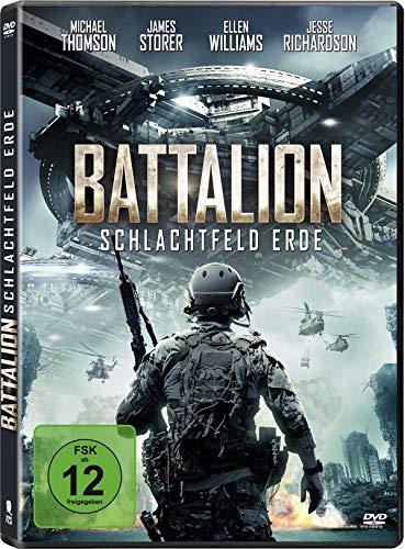 Battalion - Schlachtfeld Erde
