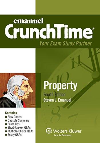 Emanuel Crunchtime for Property (Crunchtime(r))