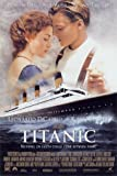 Titanic Plakat Movie Poster (27 x 40 Inches - 69cm x 102cm) (1997) C