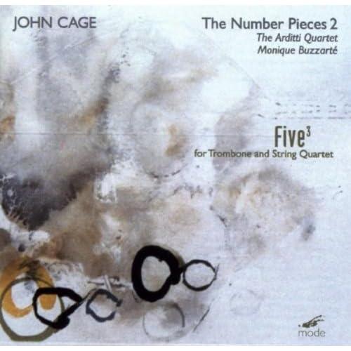 Cage: Five3 For Trombone & String Quartet