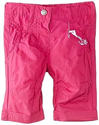 3Pommes Baby - Mädchen Shorts, Gr. 98 (Herstellergröße:3 Years), Rosa (Fuchsia)