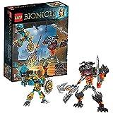 LEGO Bionicle - 70795 - Jeu De Construction - Le Créateur De Masque Contre Le Crâne Broyeur