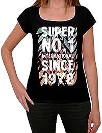 CHILLTEE NASA Mission Control Since 1970 Gift Birthday Camisetas Para Hombre