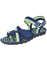 Earton Men's Blue-905 Sandals & Floaters