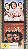 Elephant Walk / A Place in the Sun [DVD]