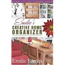 Emilie's Creative Home Organizer (Sandy's Tea Society)