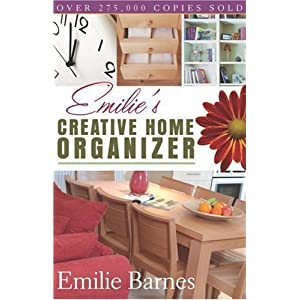 Emilie's Creative Home Organizer (Sandy's Tea Society)