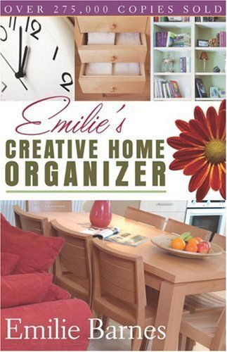 Emilie's Creative Home Organizer (Sandy's Tea Society) (English Edition)
