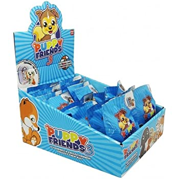 Puppy Club 14964 S Series 1 Mini Tins With Figure Blind