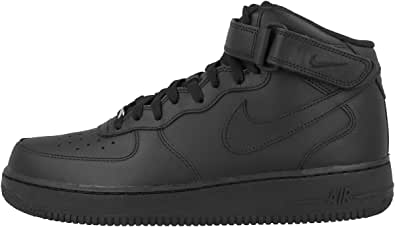NIKE Men's Air Force 1 Mid '07 Le Basketball Shoes