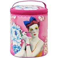 Vanity Sweet schiuma–Rosa/Blu DLP–Dietro la