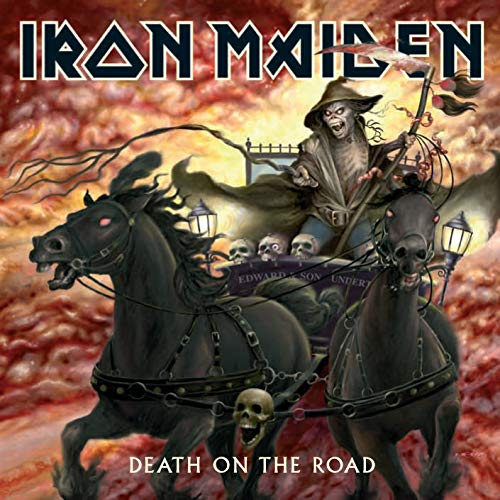 Death on the Road (Live) (Iron Maiden Live)