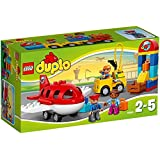 LEGO - 10590 - DUPLO - Jeu de Construction - L'aéroport