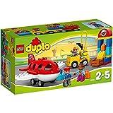 Lego 10590 Duplo Flughafen, Spielzeug für drei Jährige Kinder