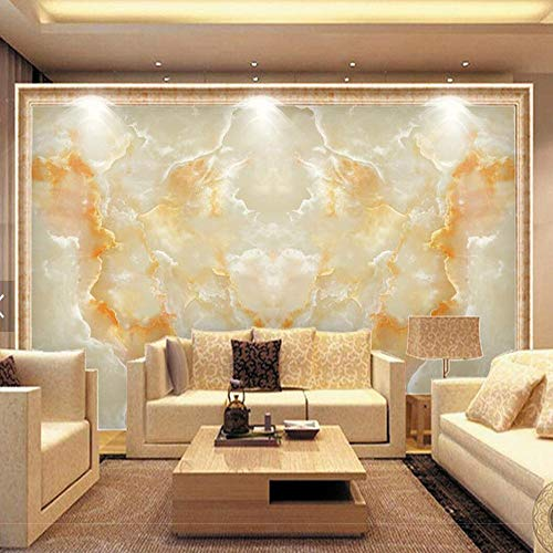 Worryd HD Drucken Poster Bild wandbild wallpaper 3d wand papier persönlichen rollos de papier wandbild papier peint bleu wohnzimmer vinyl marmor fototapete, B -