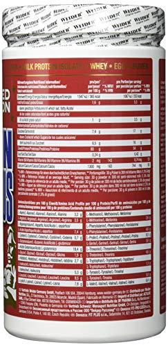 Weider 80 Plus Protein, Apple Crumble, Weihnachtsedition, Sonderedition, Limited Edition, 500 g - 5
