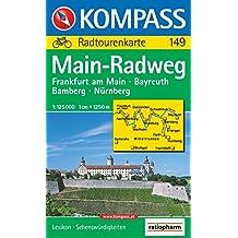Kompass Karten, Main-Radweg