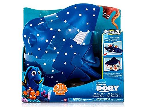 Buscando a Dory Playset Maestro Raya (Bandai 36465)