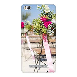 Neo World Sweet Flower Back Case Cover for Xiaomi Mi4i