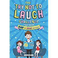 The Try Not To Laugh Challenge: Dad vs Kids Edition: Terribly Good Jokes For Dads and Kids. A Great Gift for Birthdays, Father