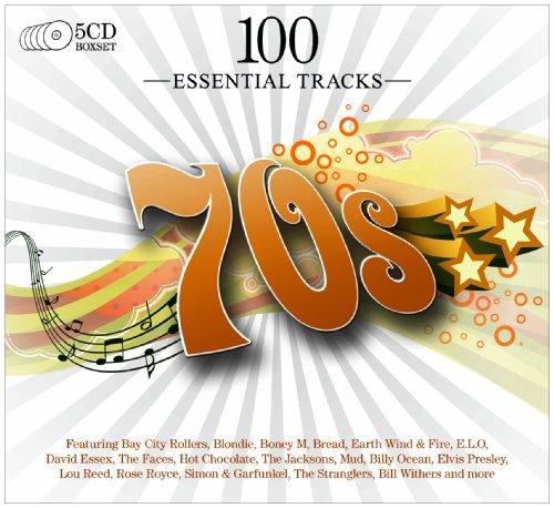 Preisvergleich Produktbild 100 Essential Hits of the 70s