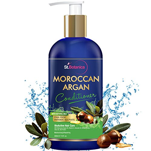 St.Botanica Moroccan Argan Hair Conditioner, 300ml