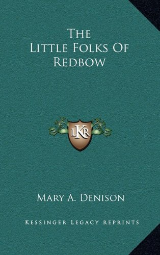 The Little Folks of Redbow
